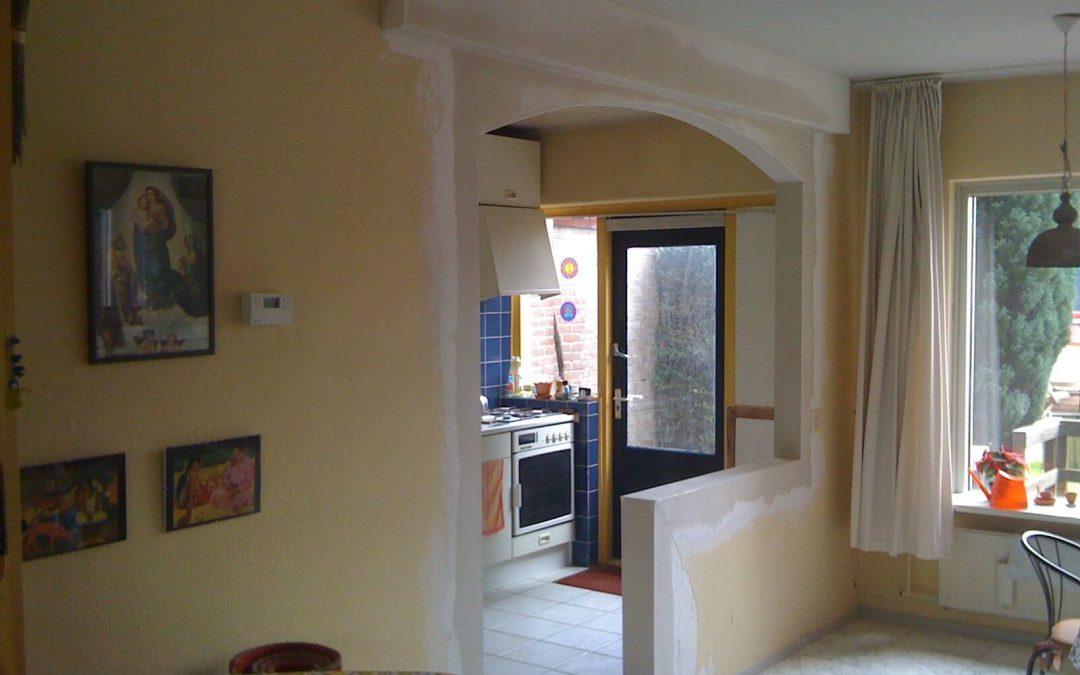 Keuken Wognum